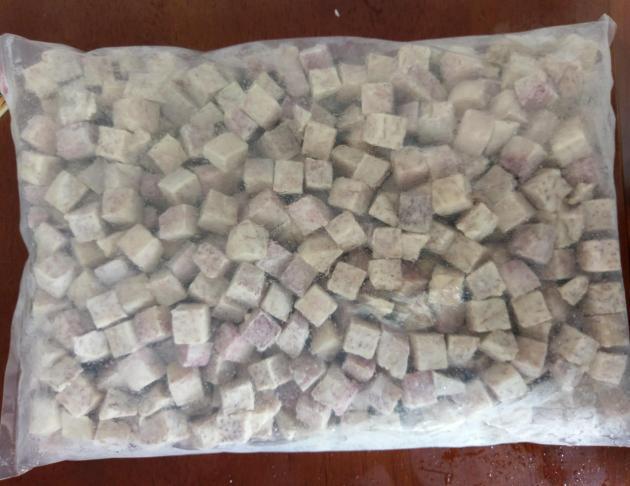 油炸芋丁1.5CM 1