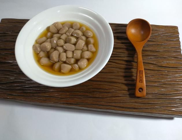 九份芋圓     Taro ball 2